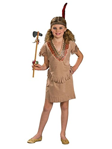 Child (Child Indian Girl Costume)