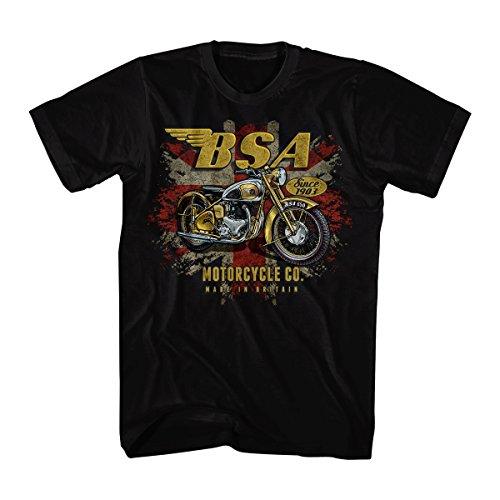 British Motorcycle T Shirts - 1
