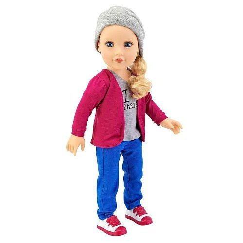 Truevision Journey Girls 18 Inch Doll Meredith