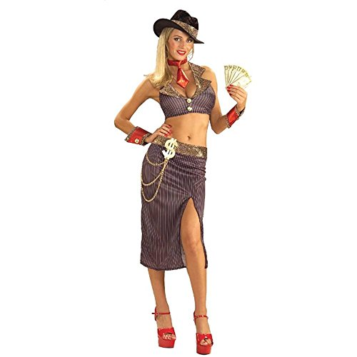 glamour gangster fancy dress - 3