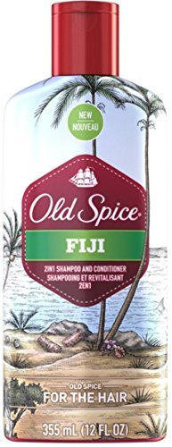 Old Spice Fiji 2 in 1 Shampoo And Conditioner 12 fl oz by Old Spice