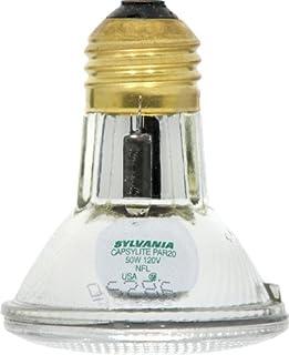 Sylvania 14502 50 Watt PAR20 Narrow Flood Light Bulb / 30 Degree Beam Spread / 120 Volt / 50PAR20 (B0002BCJ6A) | Amazon price tracker / tracking, Amazon price history charts, Amazon price watches, Amazon price drop alerts