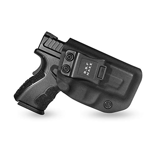 "B.B.F Make IWB KYDEX Holster Fit: Springfield XD MOD.2-3"" Sub-Compact 9MM / .40S&W 