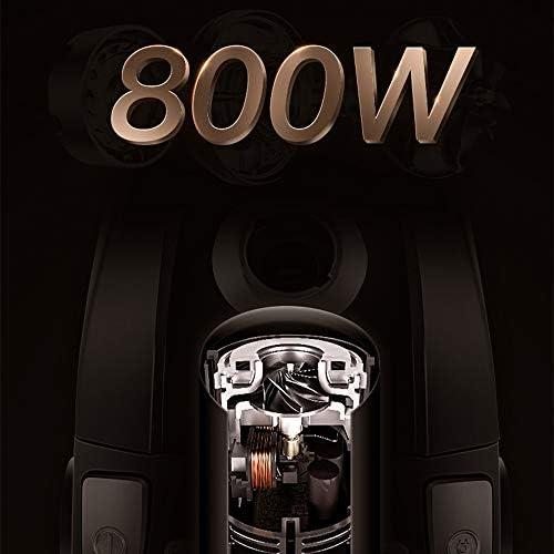 XLHLXW Aspirateur Filaire capacité 800W 3L avec Filtration HEPA Powerfu adapté au Nettoyage des Poils d\'animaux de Compagnie de Tapis de Sol en Bois Dur