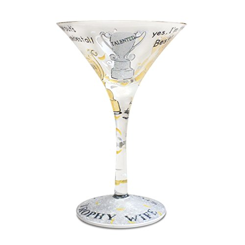 Lolita Love My Martini Glass, Trophy Wife