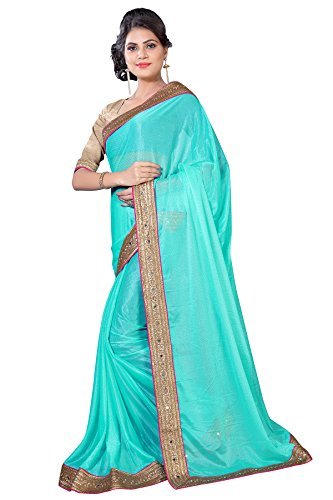 Oomph-Art-Silk-Sarees-for-Women-Party-Wear-Arctic-Blue