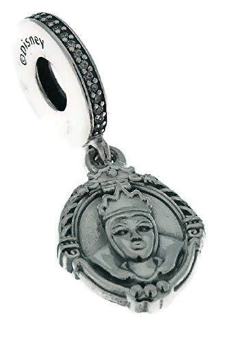 PANDORA Disney Evil Queen's Magic Mirror Dangle Sterling Silver Charm - 797485CZ
