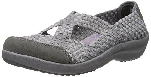 Skechers Dames-prikkelende Fashion Sneaker Grijs