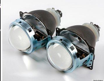 Q5 de 3 pulgadas universal coche HID Bi-Xenon HID lente del ...