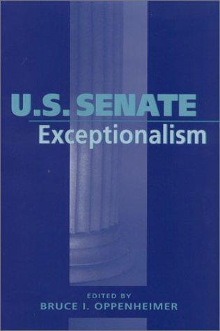 U.S. Senate Exceptionalism