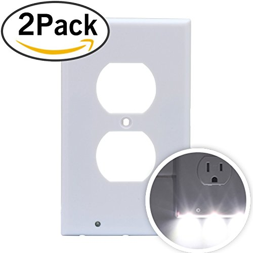 Outlet Cover Plates Wall Covers With LED Light - Split Ac Covers Indoor
