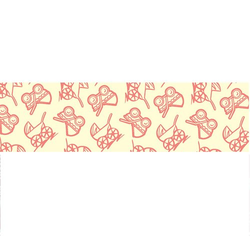 PCB Chocolate Transfer Sheet: Baby Carriages. Pack of 20 ...
