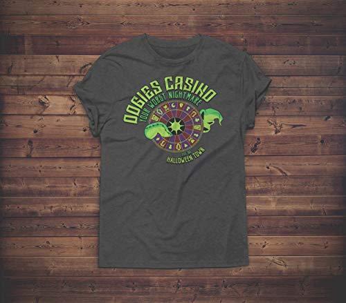 Halloween Town Casino Shirt ()