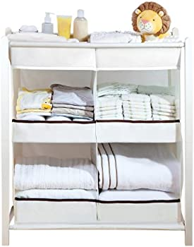 Munchkin 43449 Nursery Essentials Organizer