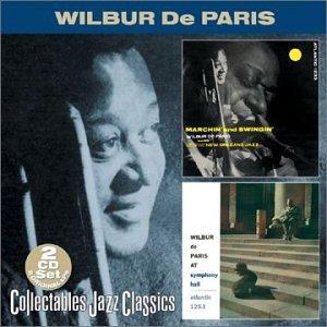 CD : Wilbur De Paris - Marchin And Swingin (CD)