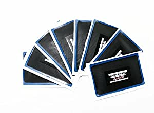 "Tire Repair Patch Euro Style Radial Repair Patch ESR-2303 One ply 2-4/5"" x 4-4/5"" 70x120mm 2pc/bag"