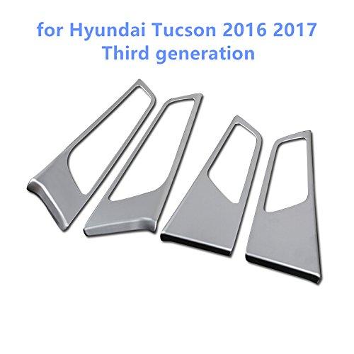 HIGH FLYING ABS plastica opaca pannello interno maniglia copertura Trim pezzi accessori per Hyts YUZHONGTIAN Auto Trims Co. Ltd