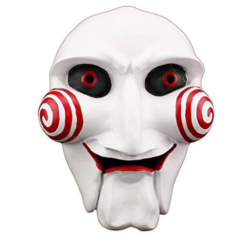 NYDZ Halloween Horror Mask Dance Party Men Killer Devil Makeup Resin Mask