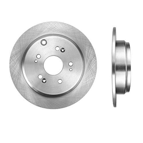 REAR Premium Grade OE 304.4 mm [2] Rotors Set CBO200360 [ for Acura RDX Honda CR-V ]