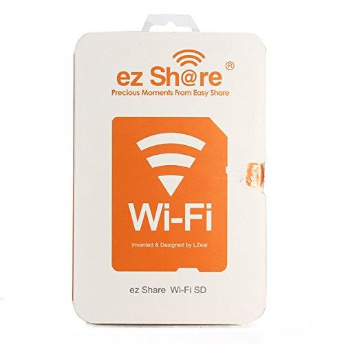 Yongse Tarjeta de memoria ezShare EZ Compartir Micro SD adaptador ...