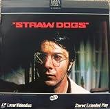 Straw Dogs LASERDISC (NOT A DVD!!!) (Full Screen Format) Format: Laserdisc