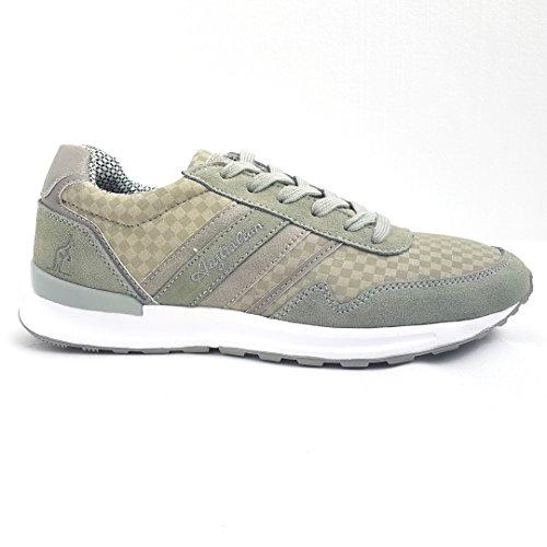 AUSTRALIAN , Herren Sneaker 03 GRIGIO