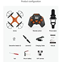 New RC Drone X10 2.4Ghz Quadcopter Camera WIFI FPV Headless Mode Altitude Hold