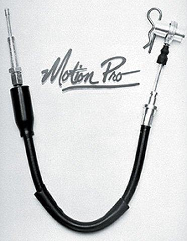 Motion Pro 01-0298 Black Vinyl Foot Brake Cable