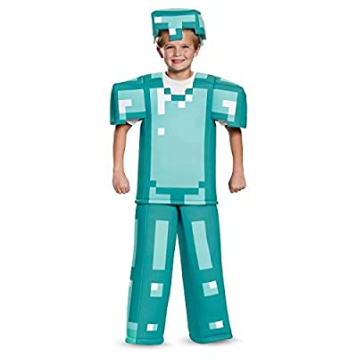 Disguise Armor Prestige Minecraft Costume by Disguise Costumes - Toys Division