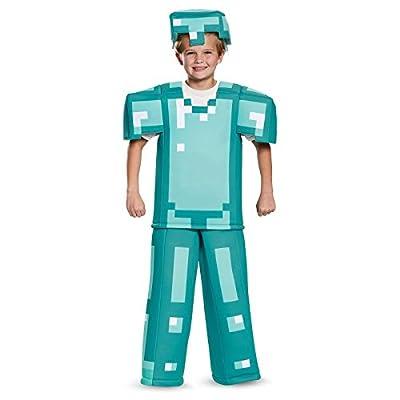 Disguise Armor Prestige Minecraft Costume
