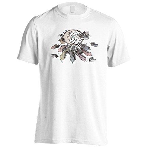 Neuer Traumfänger Hintergrund Herren T-Shirt m585m