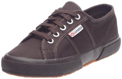 Adulto Superga Sneaker Cotu Unisex – Choco Marrone Classic 2750 PqqYBwaxA