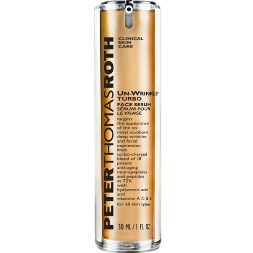 Peter Thomas Roth Un-Wrinkle Turbo Face Serum ,Best Anti-Wrinkle Products
