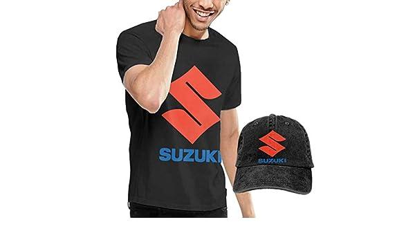 Baostic Camisetas y Tops Hombre Polos y Camisas, New Suzuki-Logo ...