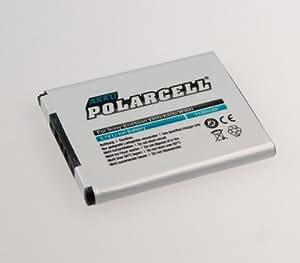 NFE² Edition Polarcell–Batería de iones de litio (1100mAh–para Sony Ericsson W950I, W960i, Z250i, Z320i, Z530i, Z610i y Z800i