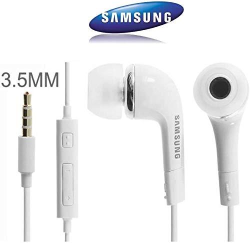 Samsung Original Ear Kopfhörer Stereo Headset Ohrstöpsel UKW-Radio-Antenne für Galaxy Ace 3 LTE S7 Galaxy Young Duos G Galaxy Pocket Plus REX60 GT-C3310R Galaxy S4 GT-I9505 REX80 GT-S5220R