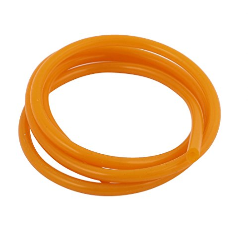 Xl1 Accessories - Aexit 1M khaki Electrical equipment PVC Soft Silicone Single Way Anti-aging oline Tube Accessories 5.5x2.5xL1