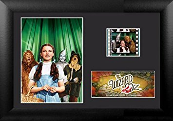 Film Cell Genuine 35mm Framed & Matted Wizard of Oz Dorothy (S15) USFC 6135