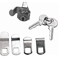 NATIONAL SPECTRUM BRANDS HHI S 4140C 5 Cam Mail Box Lock by NATIONAL/SPECTRUM BRANDS HHI