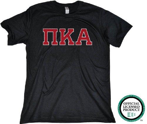 Ann Arbor T-shirt Co Men's PI KAPPA Pike Fraternity T-Shirt