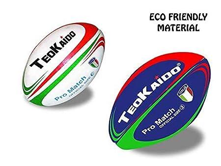 Juegos pelota de Rugby Talla 3 unidad: Amazon.es: Hogar