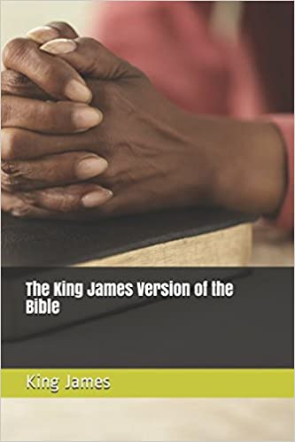 The King James Version of the Bible: King James: 9781549890093