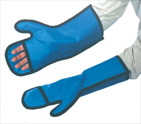AMD X RAY PROTECTIVE GLOVES VET MITTS product image