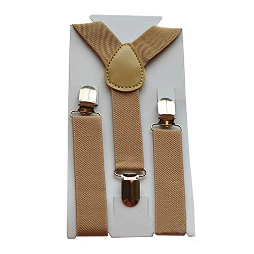 Enimay Kids Adjustable Suspenders Many Colors Available