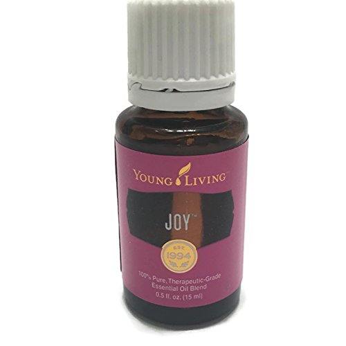 Joy Essential Oil 15ml by Young Living Essential Oils (Joy By Young Living)