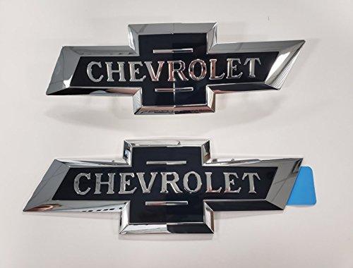chevrolet emblem blue - 7