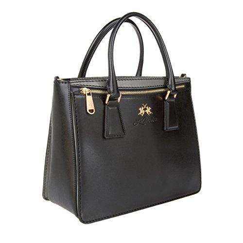 Comprar Barato Nueva Marca Unisex La Martina Borsa Donna Handbag constancia Black  Más Barato Nueva Llegada En Línea Elección En Línea Barato 98DrZZA