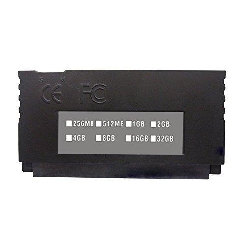 Kingspec 44PIN IDE PATA MLC 2GB 4GB 8GB 16GB 32GB DOM SSD Disk On Module For Network PC,Gaming (44PIN IDE PATA 4GB)