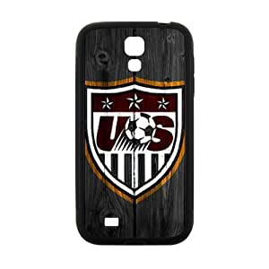 DASHUJUA Usa Soccer Cell Phone Case for Samsung Galaxy S4