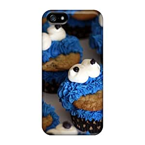 Marycase88 Iphone 5/5s Great Hard Phone Cases Provide Private Custom Fashion Cookie Monster Skin [bUf11913BOKf]